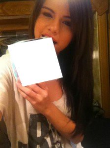 Selena Gomez et toi