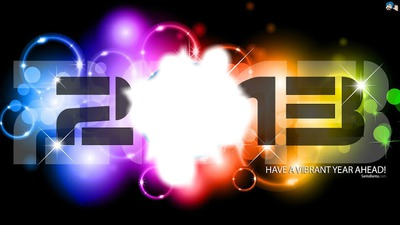 bonnes année 2013