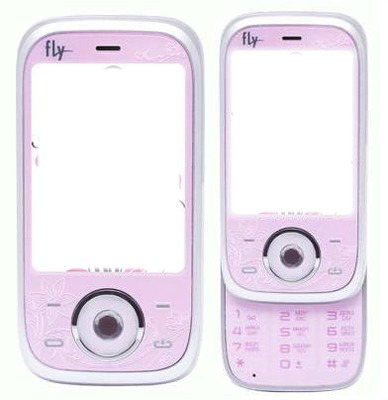 celular rosa de mujer ;)