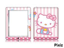 Ipad Hello Kitty