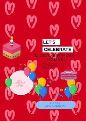 Digital Birthday