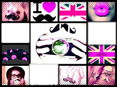 I <3 Moustache..