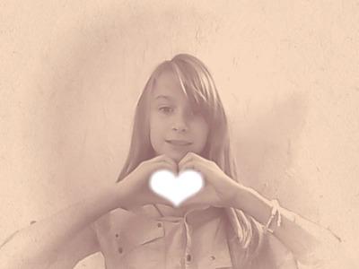 Coeur dans mes mains