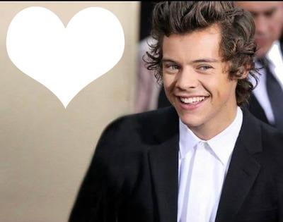 Harry sonrisa