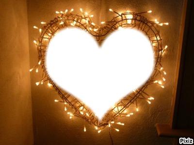 coeur lumière