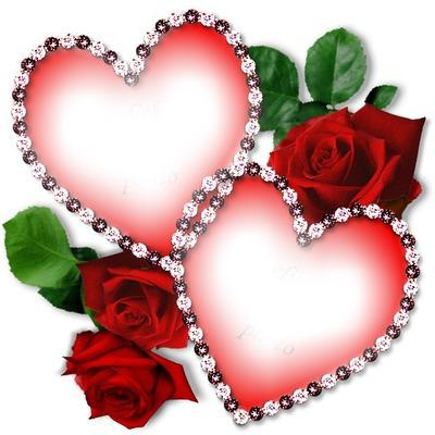 Cadre romantique