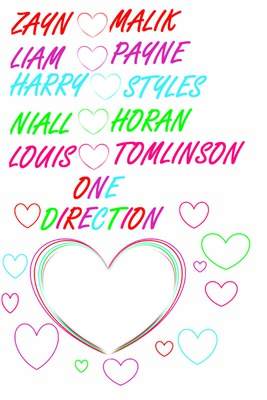 One direction coeur