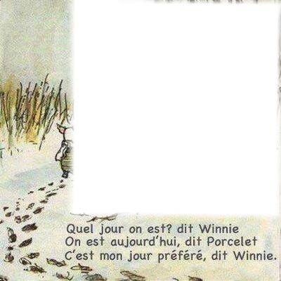 Winnie et Porcinet ''CITATION ZEN''