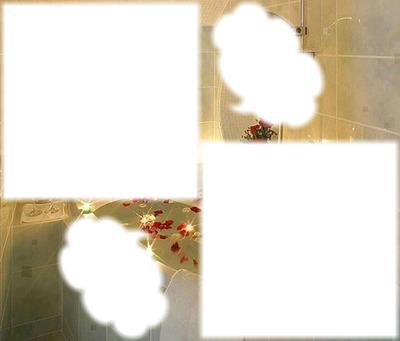2 photos + 2 textes