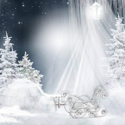 La Magie De Noel Photo montage Magie de Noël   Pixiz
