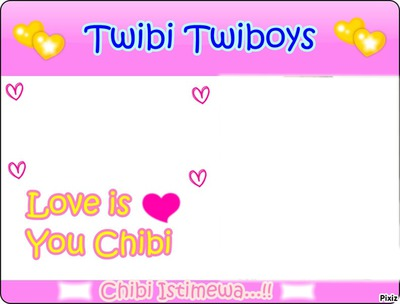 ID CARD TWIBIBOYS