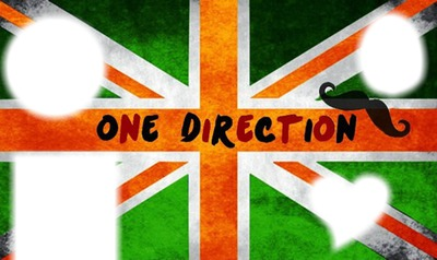 One Direction logo (1D)