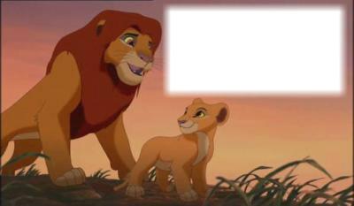 le roi lion 2   simba et kiara