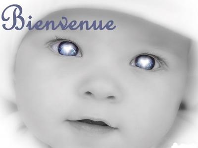 fond d'ecran 3d bebe