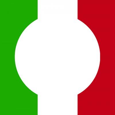 Pour photo profil Facebook - Italien
