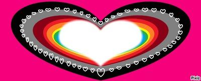 amour arc-en-ciel