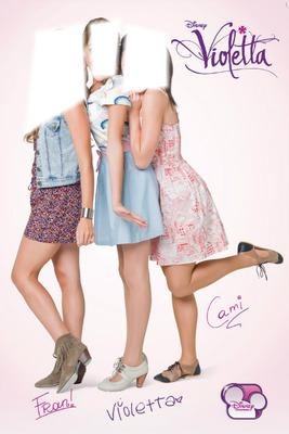 Vos y tus amigas son Cami,Fran y Vilu!!!