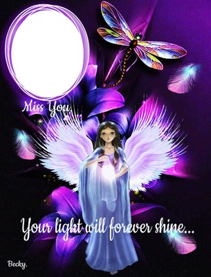 your light will forever shine