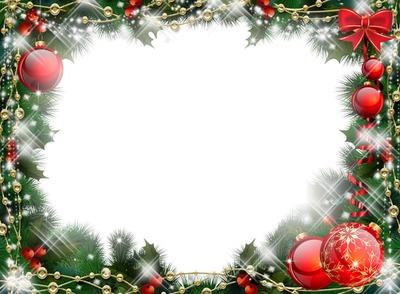 Cadre Noël