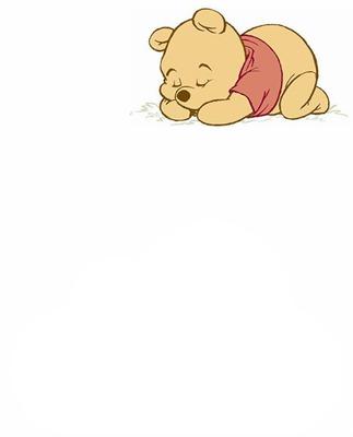 winnie bébé