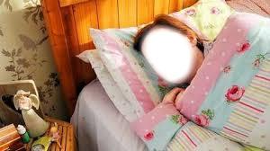 cô gái ngủ