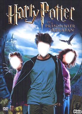 Montage photo lapin cretin harry potter pixiz - Harry potter 8 et les portes du temps ...