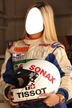 Girl Rally Driver 4