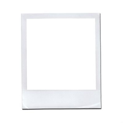 polaroid sans texte