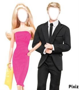 Barbie et Ken