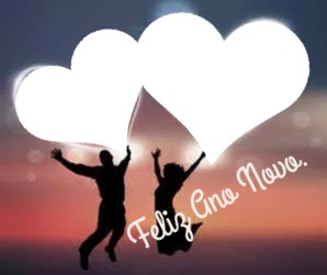 Feliz Ano Novo Amor