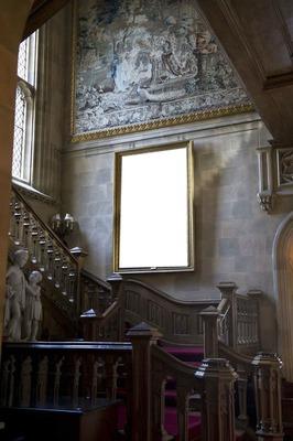 cadre photo chateau