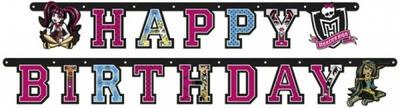 happy birthday monster high