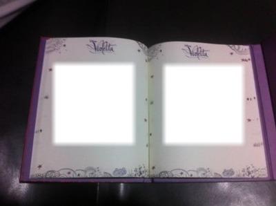 diario de violetta 2 tinistas