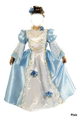 princesse bleu 2