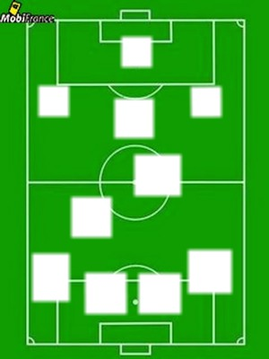 composition de foot