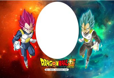 VEGETA EN ACTION DRAGON BALL SUPER
