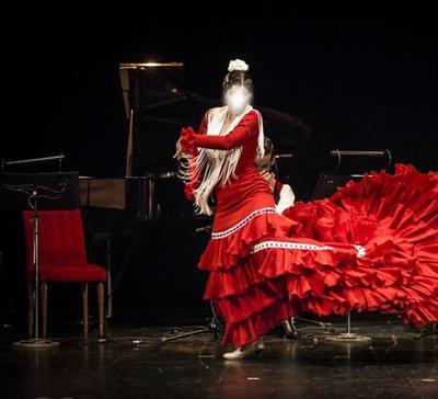 lutina rose flamenco