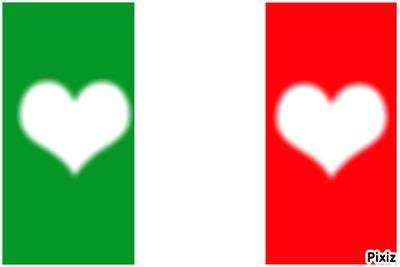 italia drapeau