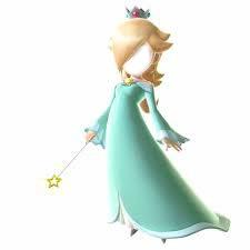 princesse étoiles dans mario
