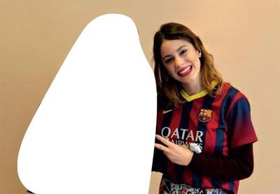 Tini y Messi