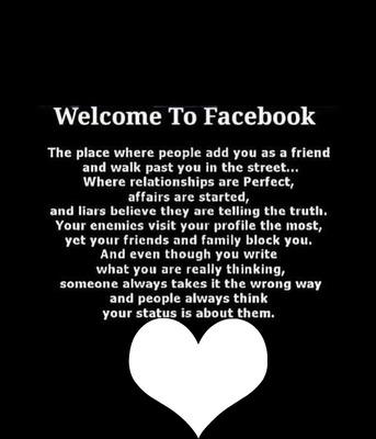 stupid controlling facebook