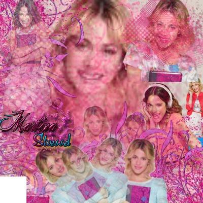 "Blend de Tini Stoessel ""Violetta"""