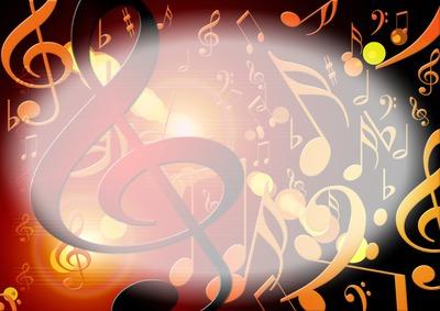 trois petite notes de musique
