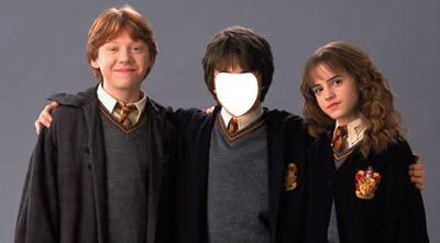 Harry Potter Face