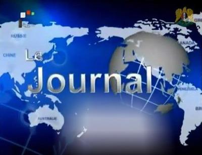 JOURNAL À LA UNE