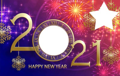 Happy New Year #2021