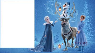 Frozen Olaf Navidad