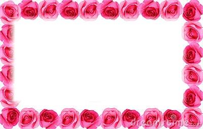 cadre fleure