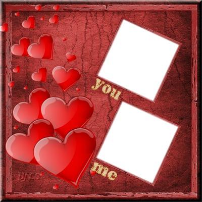 Dj Cs Love Frame 2