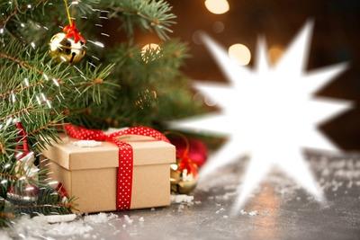 Montage photo les cadeaux du pere noel 2020 - Pixiz